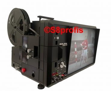 Bolex-Sound 815, Super 8 projector -040721