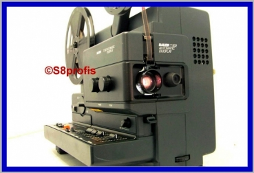 Bauer T502 Super 8 Tonfilmprojektor, Automatic Duoplay
