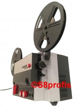 Eumig-Revue Lux 5005-Super 8  sound projector