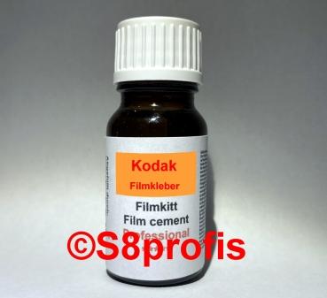 Kodak Filmkitt / Filmzement / Film cement / Filmkleber Professional NEUE PRODUKTION